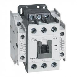 Contactor Legrand 416136 - Contactor putere CTX 3P 40A 2NO2NC 230V AC
