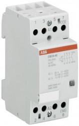 Contactor modular ABB GHE3291102R0001 - ESB24-40-24AC/DC INST.-CONTACTOR 4NO
