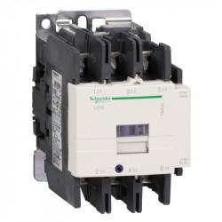 Contactor Schnedier LC1D80SW - Contactor putere Contactor TeSys LC1-D - 3 poli - AC-3 440 V 80 A - bobina 72 V c.c