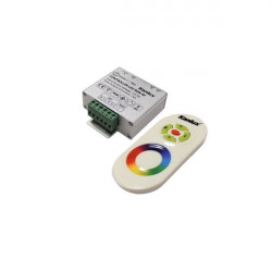 Controller Kanlux 22140 - CONTROLLER LED RGB RF, 12V DC