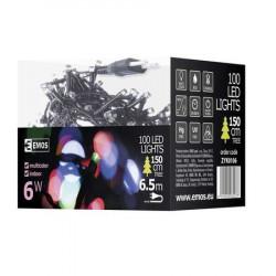 Corp iluminat Emos EM-ZYP0101 - Instalatie Craciun 50 LED-uri IP20 2,5M alb,pt.interior