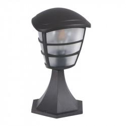 Corp iluminat Kanlux 23583 RILA 30 - Aplica gradina 1xE27, max 60W, IP44, h=30 cm, negru