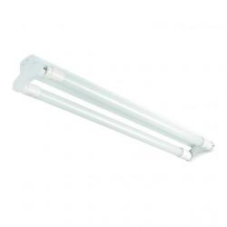 Corp iluminat Kanlux 26363 ALDO - Corp liniar tub led, IP20, max 2x18W, T8 led, G13, 625mm, alb