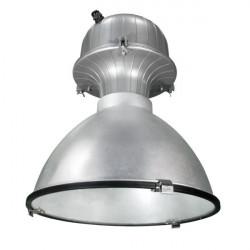 Corp iluminat Kanlux 7864 EURO MTH-250-21AL - Corp de iluminat cu halogenuri metalice high bay, E40, 250W, IP54, argintiu