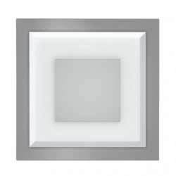 Corp iluminat Kanlux 8541 IPSA LED-8L - Aplica iluminat trepte, 0,5W, 12V DC, 6500k, IP20, argintiu