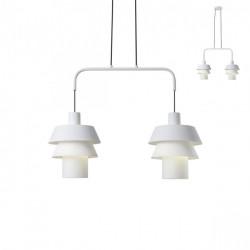 Corp iluminat Redo 01-1351 Taipi - Lustra, max 2x42W, E27, IP20, alb