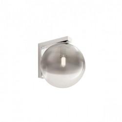 Corp iluminat Redo 01-2303 Berry - Aplica perete, max 1x42W, E27, IP20, D=180mm, crom