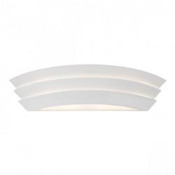 Corp iluminat Redo 01-762 Calypso- Aplica , max 2x12W, E14, IP20, alb