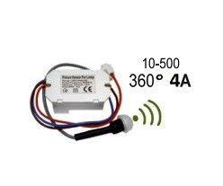 Dablerom 00-5660 Senzor de miscare 230V 360' 4A