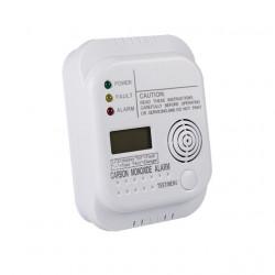 Detector monoxid carbon, Kanlux DECK CO 23481 - Detector monoxid carbon, alb