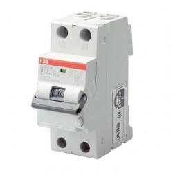 Intrerupator automat ABB 2CSR272140R1065 - Siguranta bifazata cu diferential 6A curba B DS202C M B6 A30, 300mA