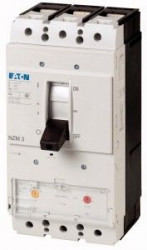 Intrerupator automat Eaton 109674 - Disjunctor NZMH3-A400-NZMH3-A400 3P 400A, 150kA