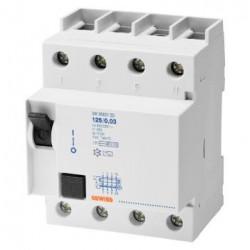 Intrerupator automat Gewiss GW95608 - RCCB 4P 125A INSTANT.A/0,3 4M