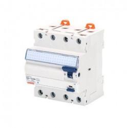 Intrerupator automat Gewiss GWD4103 - RCCB IDP 4P 25A 100mA AC