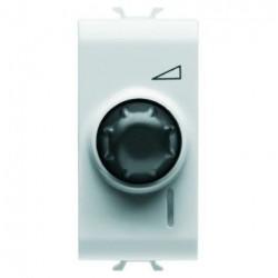 Intrerupator Gewiss GW10566 Chorus - Intreurpator cu variator rezistiv 1M 4W-160W alb