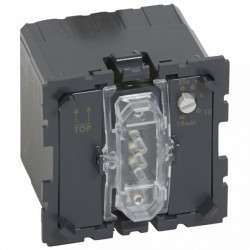 Intrerupator Legrand 67423 Celiane - Intrerupator iluminat + ventilatie temporizata