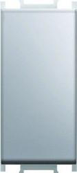 Intrerupator Tem SM10ES-B Modul - Intr. simplu 1m argintiu