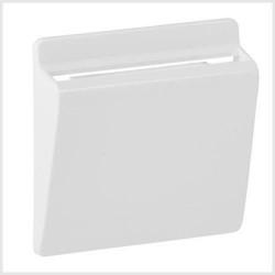Placa intrerupator Legrand 755160 Valena Life - Placa pentru intrerupatorul cu cartela 752025, alb