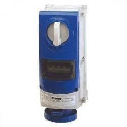 Priza CEE Gewiss GW66839 - Fisa 220V 3PT 32A IP66intr.
