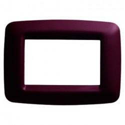 Rama Gewiss GW32374 Playbus - Rama Playbus, 4M, termoplastic, oriz, rosu burgundy
