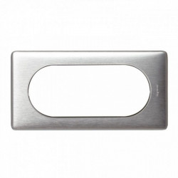Rama Legrand 68925 Celiane - Rama metalica 4/5 module, aluminiu