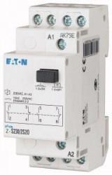 Releu Eaton 265543 - Releu de impuls (pas cu pas) 12V-24, AC/DC, Z-S24/WW, 32A