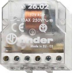 Releu Finder 260282300000 - Releu de impuls (pas cu pas) 230V, AC, 10A