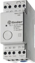 Releu Finder 721190240000 - Releu de monitorizare nivel de umplere 24V, DC, 1C