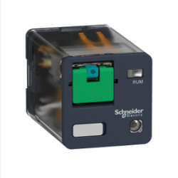 Releu Schneider RXM4AB2B7 - Releu comutatie 24V, AC, 4C, 6A