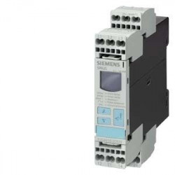 Releu Siemens 3UG4511-2BN20 - Releu de monitorizare faze 160V-260V, AC, 2C