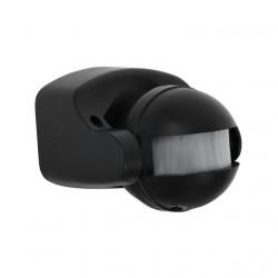 Senzor miscare Knalux 461 ALER JQ-30-B - Senzor miscare, 160gr, 1200VA, IP44, negru