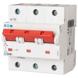 Siguranta automata Eaton 248039 - DISJUNCTOR PLHT-C80/3 15-25kA C80/3 3P, 80A, 0kA, C