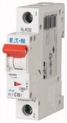 Siguranta automata Eaton 262702 - DISJUNCTOR PL7-C10/1 1P, 10A, 10kA, C