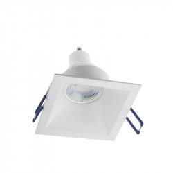 Spot Arelux XKone KN02 MWH - Corp iluminat fara bec FIX GU10 IP20 MWH, alb