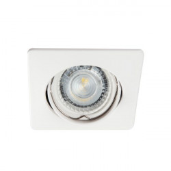 Spot Kanlux 26749 NESTA - Inel spot directional incastrat LED GU10, max 35W, IP 20, alb