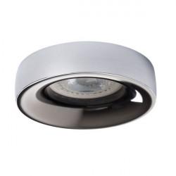 Spot Kanlux 27812 Elnis - Spot incastrat LED GU10, max 35W, crom/anthracite