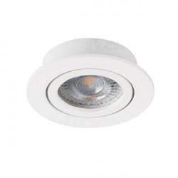 Spot Kanlux DALLA 22430 - Spot incastrat Gx5,3, max 50W, IP20, 12V, alb