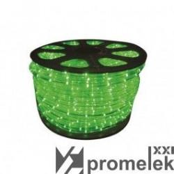 Tub Led Flink FK-TL-100M-GR-LED - Tub luminos LED verde 100m