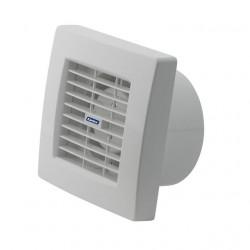 Ventilator Kanlux 70926 - Ventilator de canal cu jaluzea automata TWISTER AOL100B