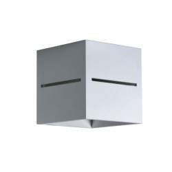 Aplica Kanlux 27021 ASIL - Corp iluminat G9, IP20, max 40W, argintiu