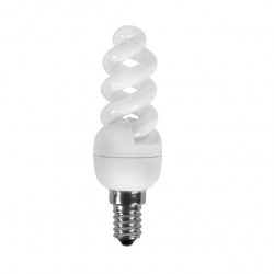 Bec Kanlux 12600 SPIRAL ETU-MSS - Bec CFL, 7W, E14, 2700k, 270lm