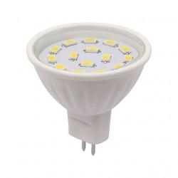 Bec Kanlux 19324 LED15 SMD - Bec spot led, 4,5W, Gx5,3, 5700k-6300k, 390lm
