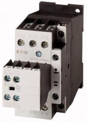Contactor Eaton 106371 - Contactor putere DILM17-22(RDC24)-Contactor 7,5KW, regim AC-3