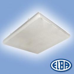 Corp iluminat Elba 21434160 - FIDA 05 SELENA 4X18W opal HFP