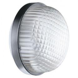 Corp iluminat Gewiss GW80619 - BOLLA 200 2X7W G23 IP55 GR.RAL7035