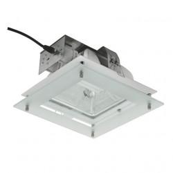 Corp iluminat Kanlux 4361 ANDES DLP-300G - Corp iluminat incastrat, CFL, G24q, T2U, 2x max 26W, IP20, alb