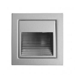 Corp iluminat Kanlux 4699 GORAN CT-J22 MGR - Aplica incastrata, Gy6,35, max 50W, 12V, IP20, argintiu