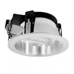 Corp iluminat Kanlux 4821 VARIO DL-220-W - Corp iluminat incastrat, E27, 2x max 20W, IP20, alb