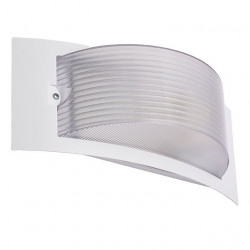 Corp iluminat Kanlux 7025 TURK DL-60 - Aplica E27, max 60W, IP54, alb