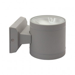 Corp iluminat Kanlux 7083 BART EL-140 - Iluminat fatada, G9, max 40W, IP54, gri